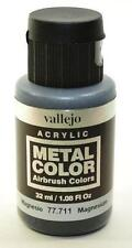 Vallejo Acrylics Metal Color - Magnesium 32ml  VAL 77711