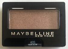 Maybelline Mono Eyeshadow 40S Nude Glow Brown Coffee Chocolate Bronze