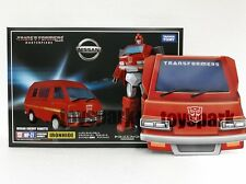 takara tomy Transformers Masterpiece MP-27 IRONHIDE G1 figure + EXCLUSIVE COIN