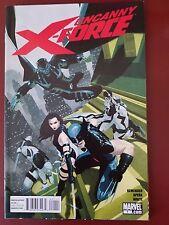 UNCANNY X-FORCE #1 (2010) MARVEL COMICS 1ST PRINT! DEADPOOL! WOLVERINE! NM