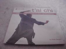 T'Ai Chi:Evocative Instrumentals for Your T'Ai Chi practice Peter Davison CD OVP