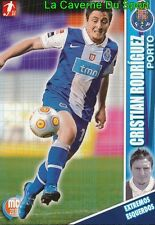 091 CRISTIAN RODRIGUEZ URUGUAY FC.PORTO PSG ATLETICOCARD MEGACRAQUES 2010 PANINI