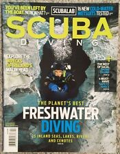 Scuba Diving The Planets Best Freshwater Diving March/April 2014 FREE SHIPPING