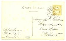 NED INDIE 1929 ONDERZEEBOOT SUBMARINE AK SOERABAJA KAZ. O.Z.D. F/VF