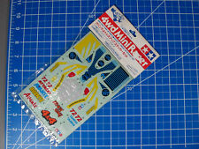 New Tamiya 1/32 decals 4wd Mini Racer #15037 Avante Jr. Dress-up sticker set