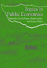 Topics in Public Economics: Theoretical and Applied Analysis by