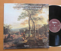 A66088 Crusell Weber Clarinet Concerto no. 2 Thea King NEAR MINT Hyperion LP