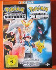 2 Filme Pokemon der film Schwarz Victini und Reshiram, Weiss Victini und Zekrom