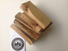 Hickory 10 kg Grillholz Holz BBQ Räucherholz Smoker Wood Barbecue Aromaholz🌟