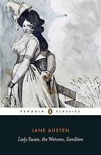 Lady Susan: WITH the Watsons by Jane Austen (Paperback, 1974)