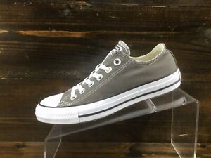 Converse All Stars Womens Brown Canvas Casual Shoes Ladies Size 6.5 Excellent