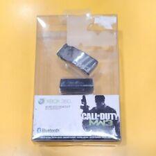 Call of Duty MW3 Wireless Headset Bluetooth CUFFIE XBOX 360