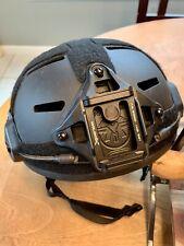 Mtek Flux Carbon V Bump Helmet