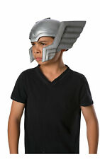 Thor Helmet Child Fancy Dress Superhero Costume Accessory