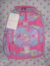 NEW Pottery Barn Kids Small Lavender Bird Backpack RARE FIND! #A