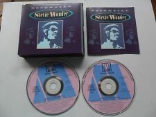Stevie Wonder - Essential (2CD FAT BOX 1987) FRANCE Pressing