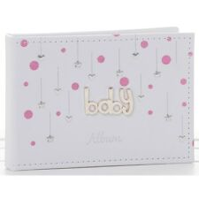 Little Stars Hearts Pink Baby 24 Photo Album Frame Gift Present 4 X 6