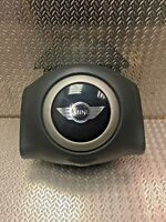MINI STEERING WHEEL COOPER R55 R56 R57 TWO SPOKE AIRBAG AIR BAG