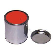 Lack Farbe Rot Orange für Linde Gabelstapler, Stapler, Hubwagen - 2,5 L