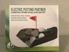 Tour Motion Electric Putting Partner Practice Ball Shoots Back To Golfer - New