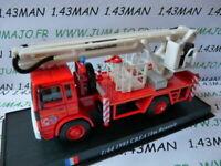 PDP29N 1/64 DEL PRADO Pompiers du Monde : CBEA 18m RENAULT 1995