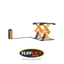 Scissor Lift, Full Rise, Car Hoist,  3 Ton 3000 Kgs TUFFLIFT