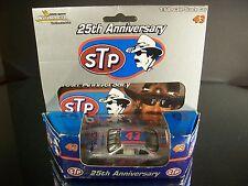 Rare Bobby Hamilton #43 STP 25th Anniversay 1996 Pontiac Grand Prix Silver