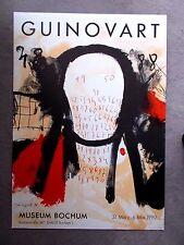 Josep lissavetzky-ORIG. austellungsplakat-museo de bochum - 1990-X