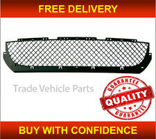 BMW E46 M SPORT 4DR 1998-2005 FRONT BUMPER MESH GRILLE NEW INSURANCE APPROVED