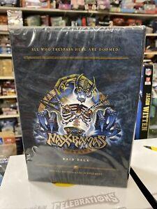 World of Warcraft Naxxramas Raid Deck Box CCG Factory Sealed