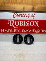 NOS OEM Harley-Davidson Speedometer/Tachometer Gauge Cover P/N 67315-74 FXR XL