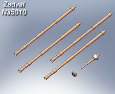 1/35  ZEDVAL_N35010-b Set of parts for the ZSU 4x23 Shilka.