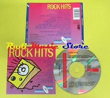 CD ROCK HITS compilation 1997 BOSTON EUROPE KANSAS JOURNEY (C1*)no lp mc dvd vhs