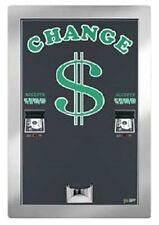 American Changer Ac2225 Bill Changer Dual Hopper Rear Load