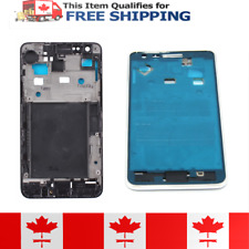 Samsung Galaxy S2 i9100 White Faceplate Front Bezel Midplate Frame Housing