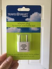 Travel Adapter for Europe, Russia, South Korea, Egypt, Iran, Indonesia (See List