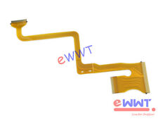 for JVC GZ MS120 MS130 MH200 Camcorder LCD Screen Ribbon Flex Cable Unit ZVFE081