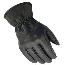 Hombres Moto motocicleta Cuero Moda guantes