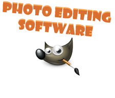 GIMP 2018 Photo Editor Professional Premium Pro Editing Image Software Mac OS X