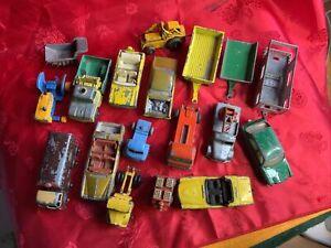 Vintage Matchbox Lesney 1960s Bulk Wrecks Combined Post