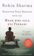 Discover Your Destiny with the Monk Who Sold His Ferrari by Robin Sharma NEW