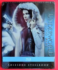 film movie underworld blood wars kate beckinsale blu ray steelbook metalbox new