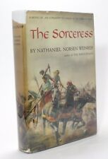 The Sorceress Nathaniel Norsen Weinreb Vtg First Edition Israelites Historical