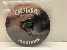 Ouija Planchette Pin Lootcrate Exclusive Lapel Pin