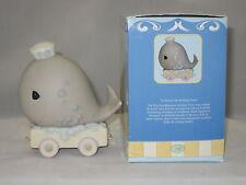Precious Moments * Birthday Train Age 10 (Porcelain) 142030  NIB