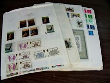 Great Britain, Much Face !, Excellent assortment of Stamps hinged/mounted on pgs