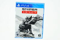 Sniper Ghost Warrior Contracts: Playstation 4 [Brand New] PS4