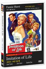 Imitation of Life (NTSC All Region DVD) 1959 Lana Turner, John Gavin, Sandra Dee