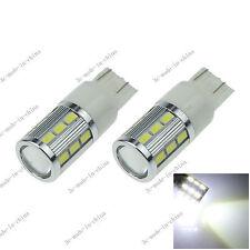 2X White T20 7443 7440 18 5630 1 Cree Q5 LED car Blub Turn Sig Light 12V G028