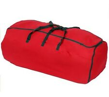 Expandable Multi-Purpose Christmas Tree Storage Bag w Wheels H201214 H203309 RED